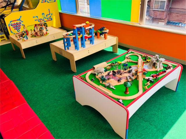 調布の屋内遊園地【Magical T-Pot】は赤ちゃん・幼児・小学生・家族みんなで楽しめる!